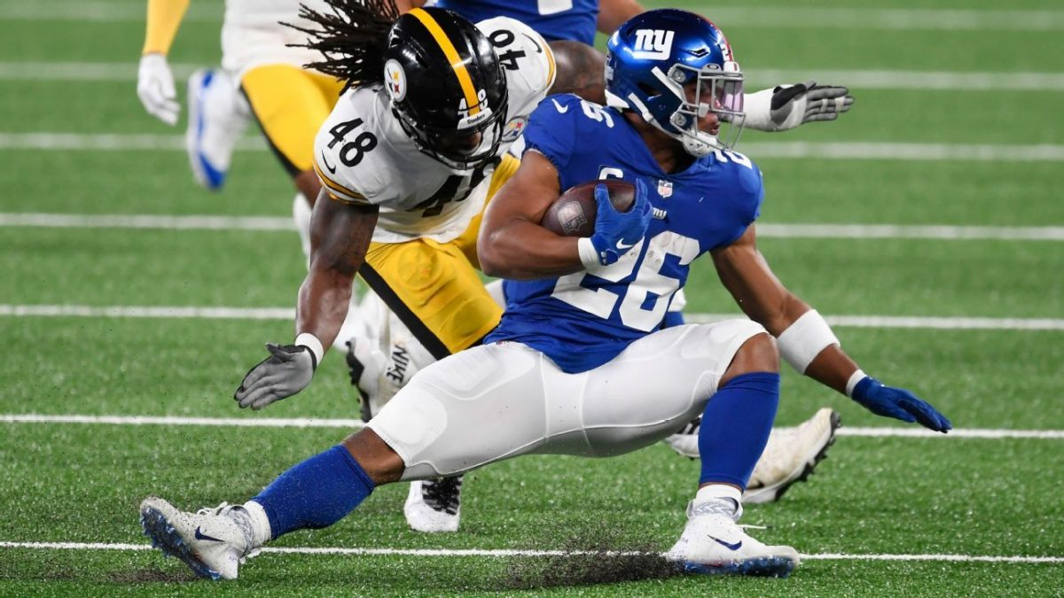 New York Giants RB Saquon Barkley to use Tiki Barber's criticism as 'challenge'