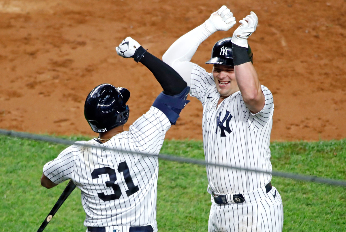 Yankees making history with this show of home run power