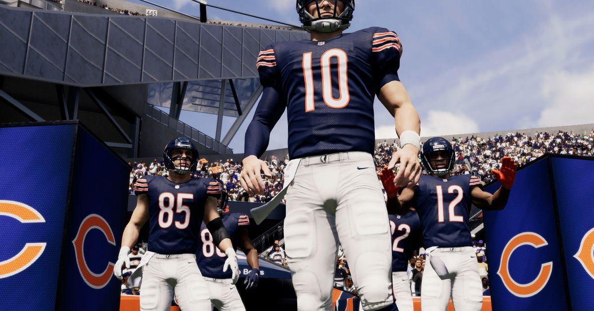 Madden 21 Sim: New York Giants at Chicago Bears, Week 2