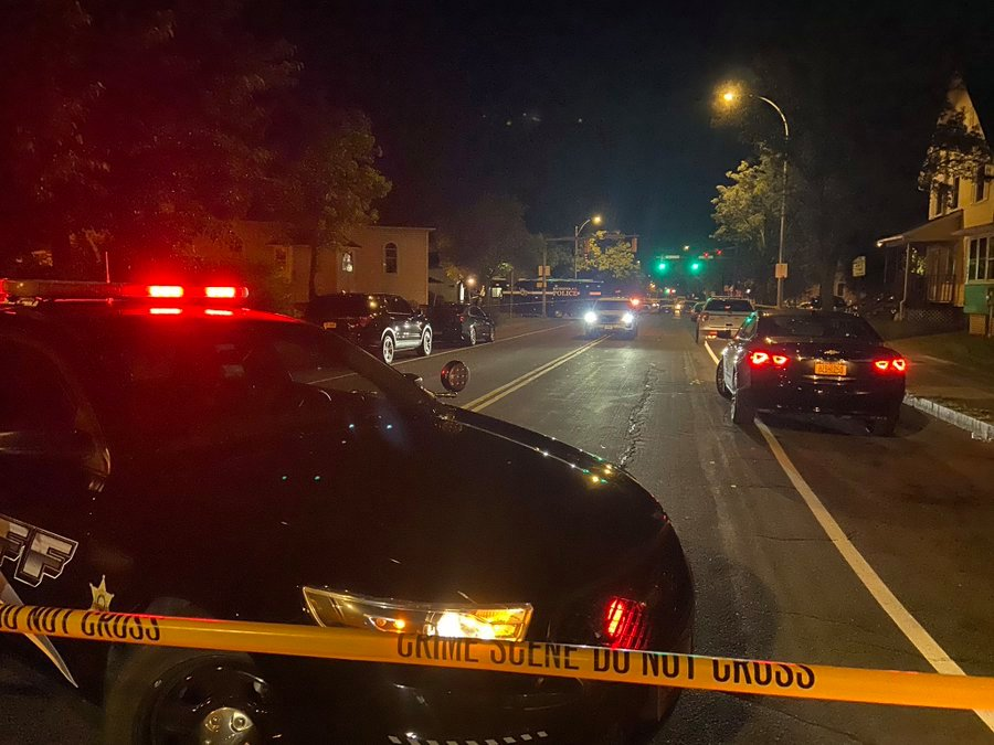RPD: 16 shot, 2 killed in 'mass shooting' near Pennsylvania Ave. in City of Rochester