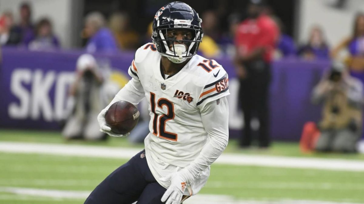 Allen Robinson resumes contract negotiations with Bears