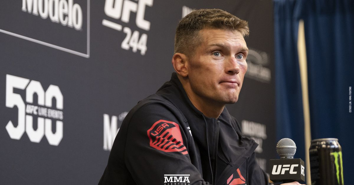 Stephen Thompson 'excited to see Tyron Woodley finish' Colby Covington at UFC Vegas 11