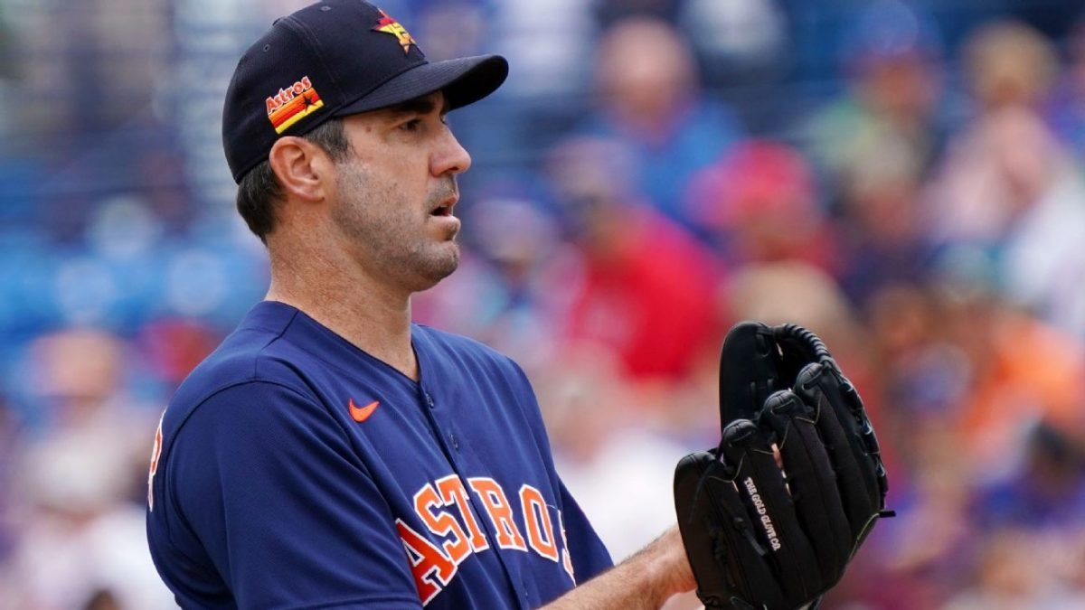 Astros ace Justin Verlander says he needs Tommy John surgery