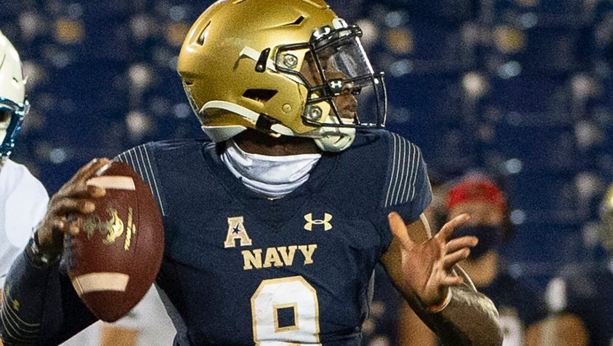 Navy stuns Tulane, scores 27 unanswered points in second half