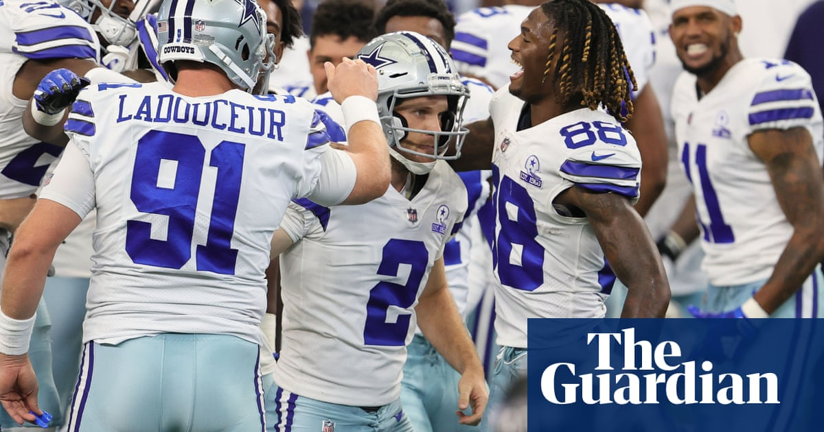 NFL round-up: Cowboys stage wild comeback as Brady gets first Tampa Bay win