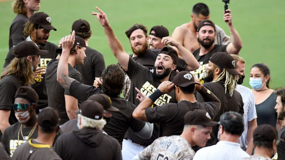 San Diego Padres back in playoffs for first time in 14 years