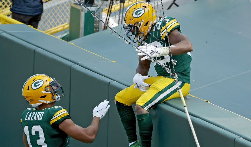 "Aaron Jones: Packers ""definitely"" are better this year"
