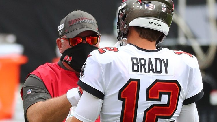 "Bruce Arians: Tom Brady was ""outstanding"""