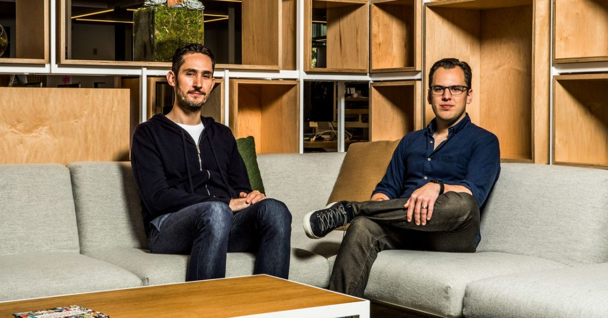 Instagram's Founders Explain Their Covid-Charting Obsession
