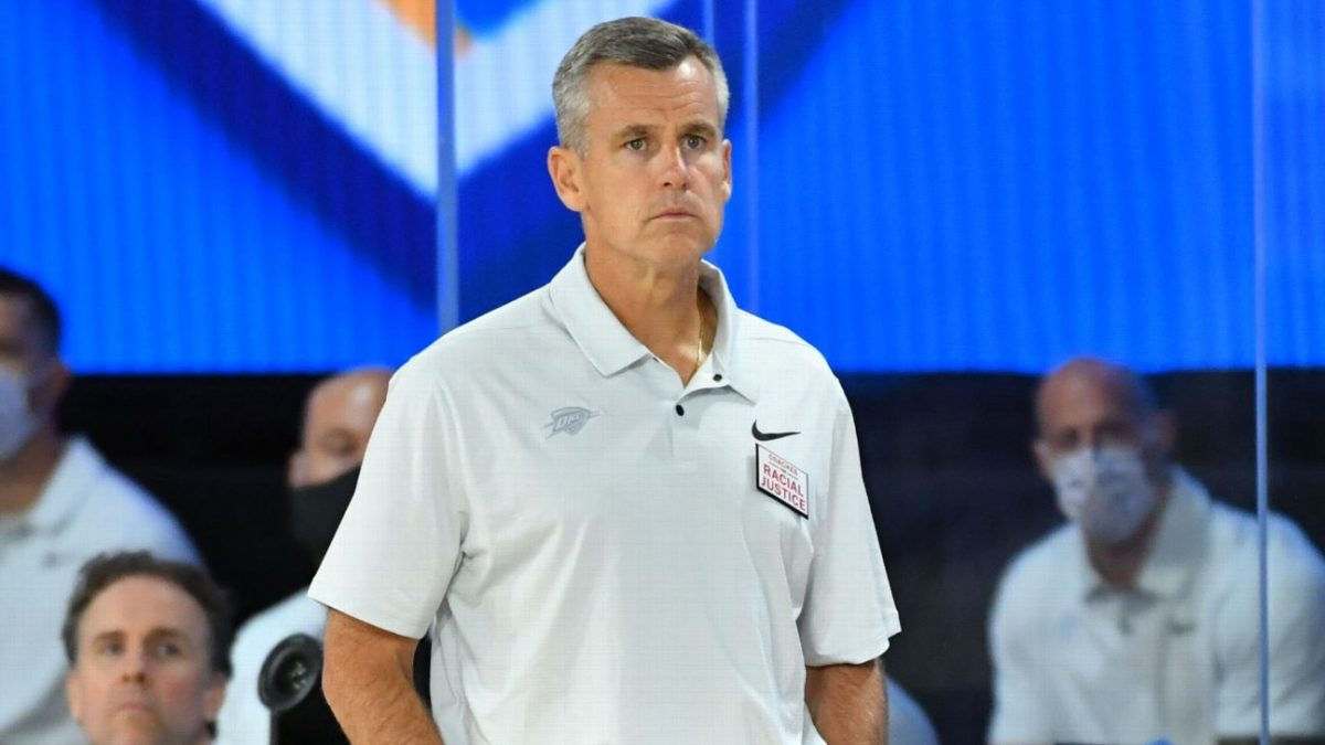 Chicago Bulls hire Billy Donovan as coach to replace Jim Boylen