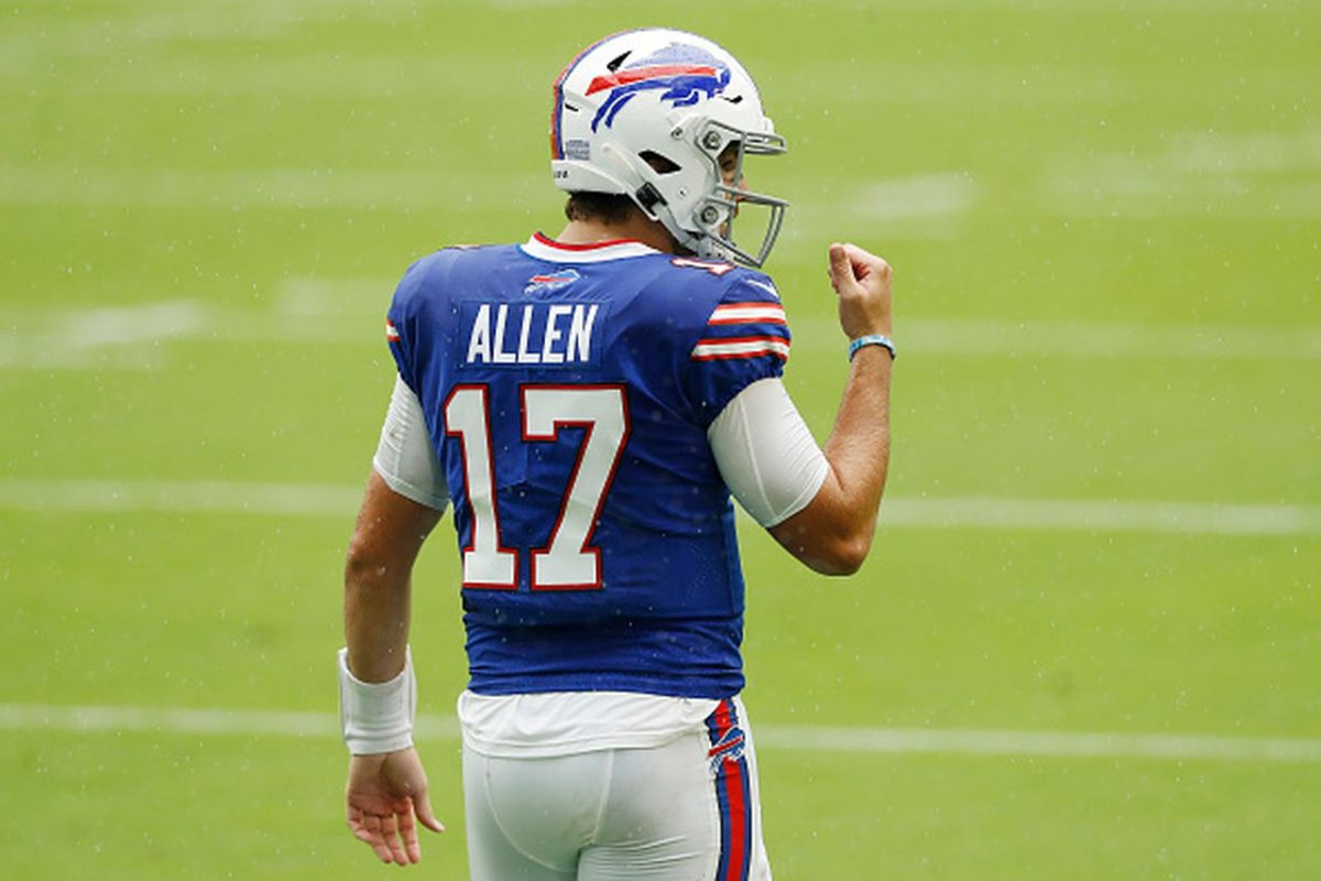 Bills 'finally found next Jim Kelly and Thurman Thomas' (Week 3 power rankings)