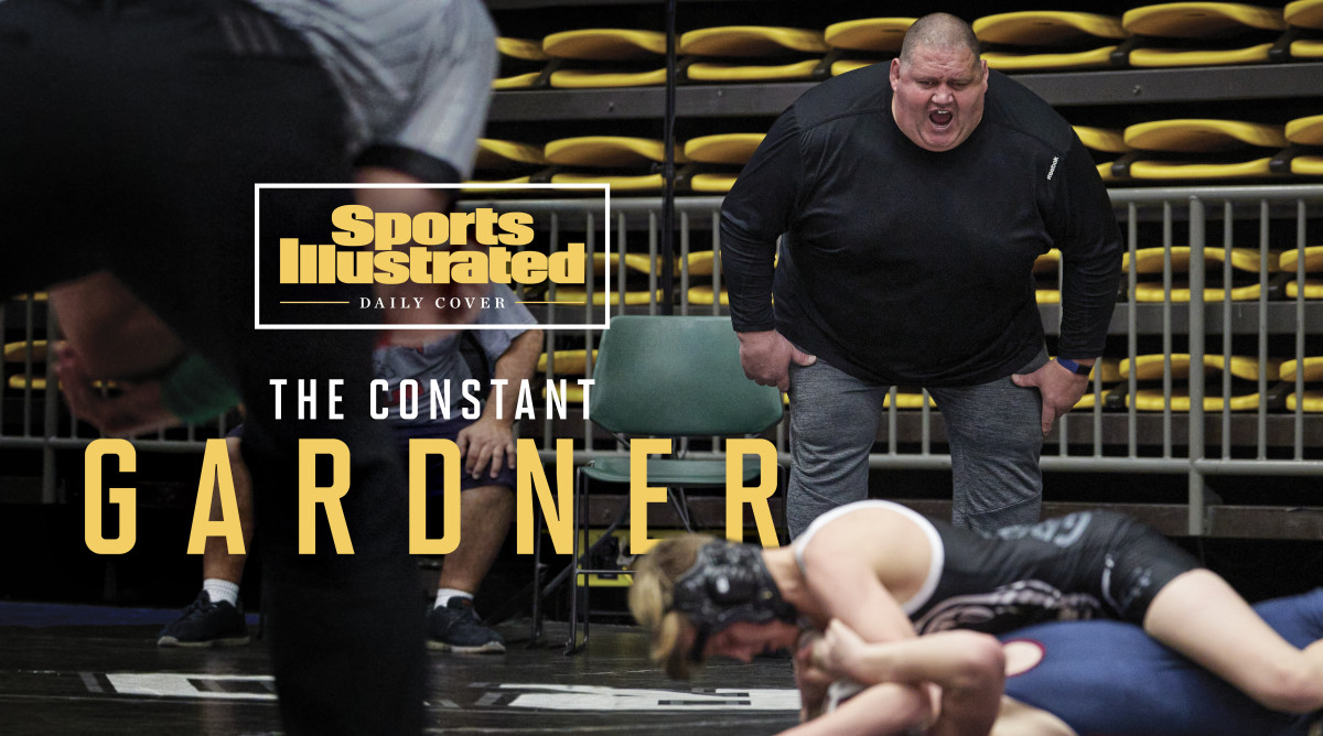 What Rulon Gardner Has Been Up (and Down) to