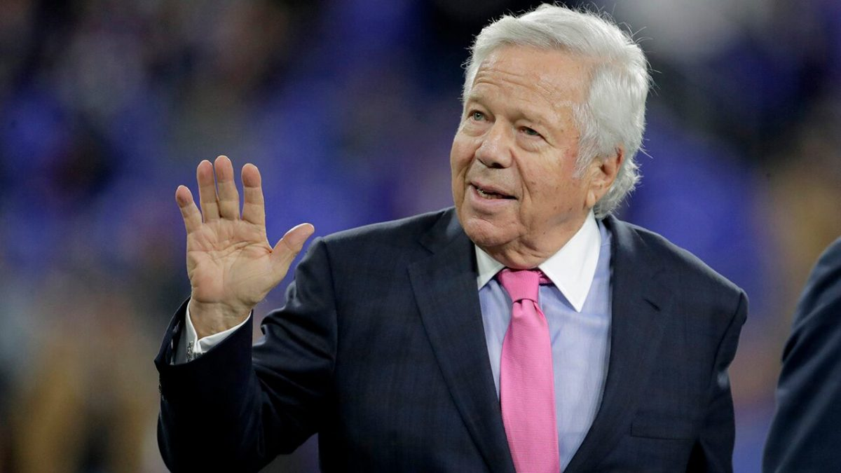 Patriots' Robert Kraft cleared of charge in massage parlor sex case