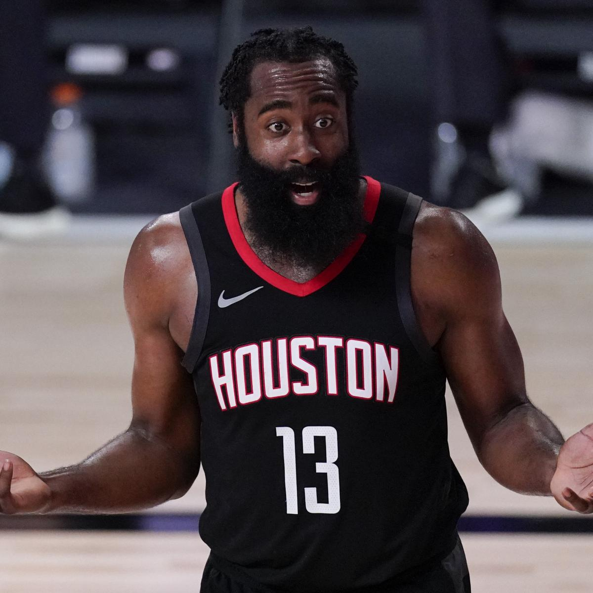 James Harden Rumors: 76ers Believe Mike D'Antoni Could Help Lure Star to Philly