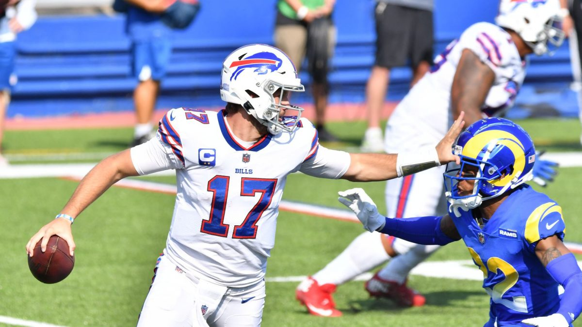 MVP Talk: Why Buffalo Bills QB Josh Allen needs to be in the conversation