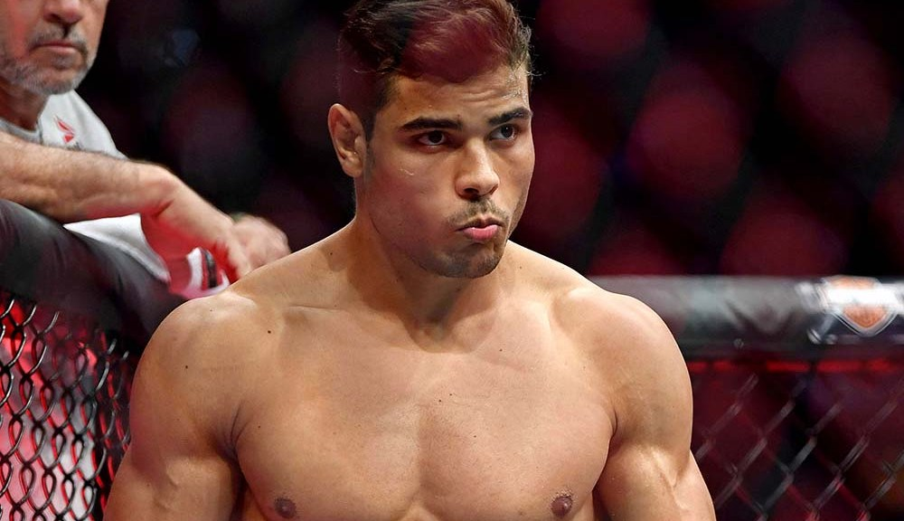 UFC 253: Paulo Costa vows to return 'stronger' after title-fight loss