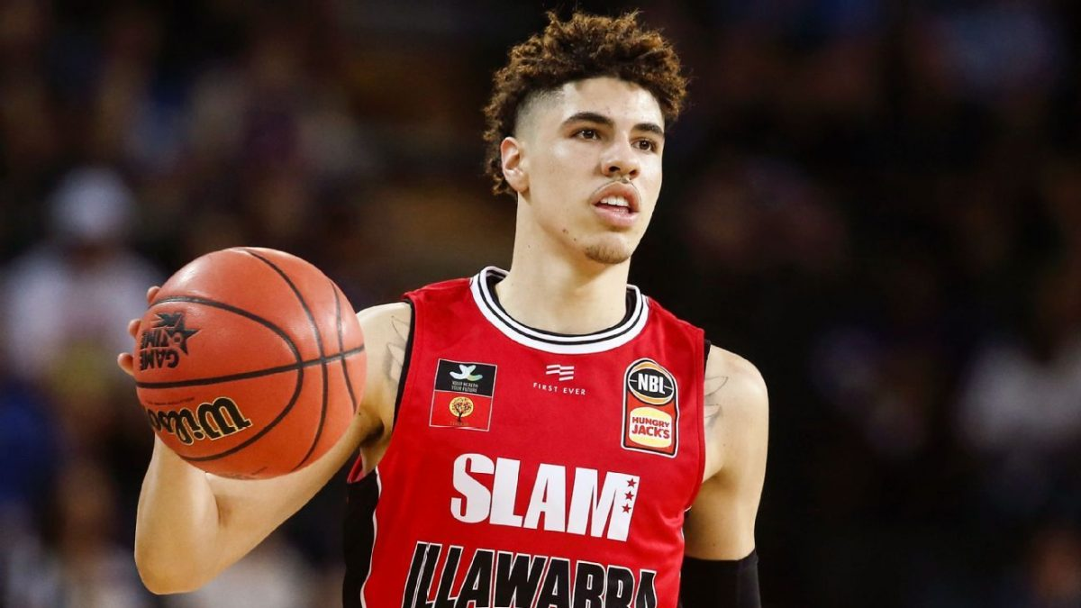 LaMelo Ball not worried about father LaVar Ball's draft preferences