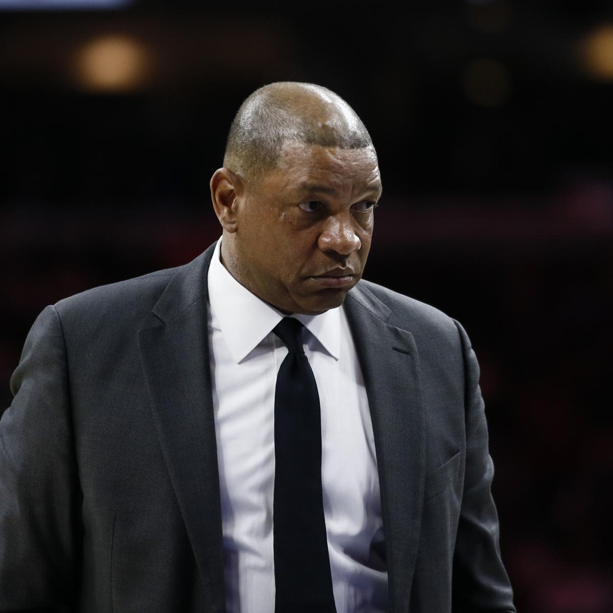 Making Sense of Doc Rivers' L.A. Clippers Tenure After Sudden Exit
