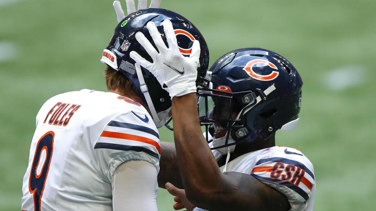 NFL Week 3 grades: Bears get an 'A+' for benching Trubisky in win, Ravens get a 'D' for Monday loss to Chiefs