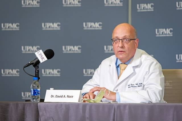 UPMC doctors: Covid vaccine 'not going to happen' this year