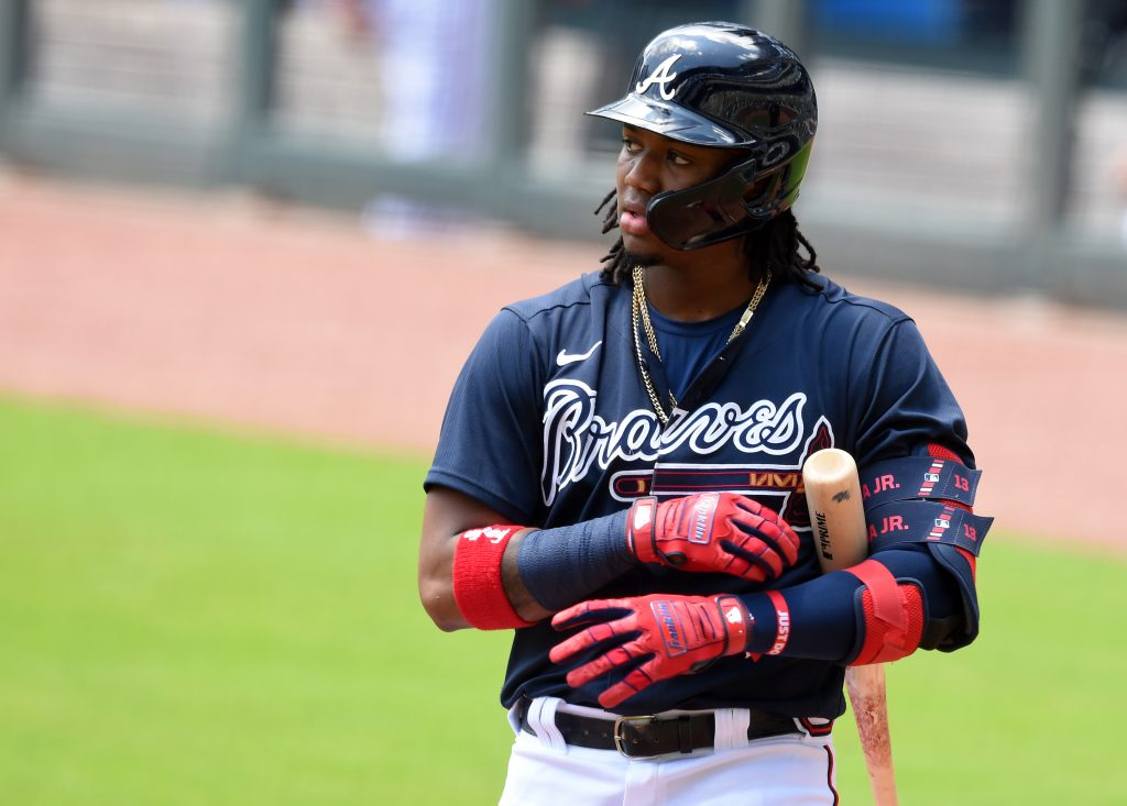 Latest On Ronald Acuna Jr., Chris Martin