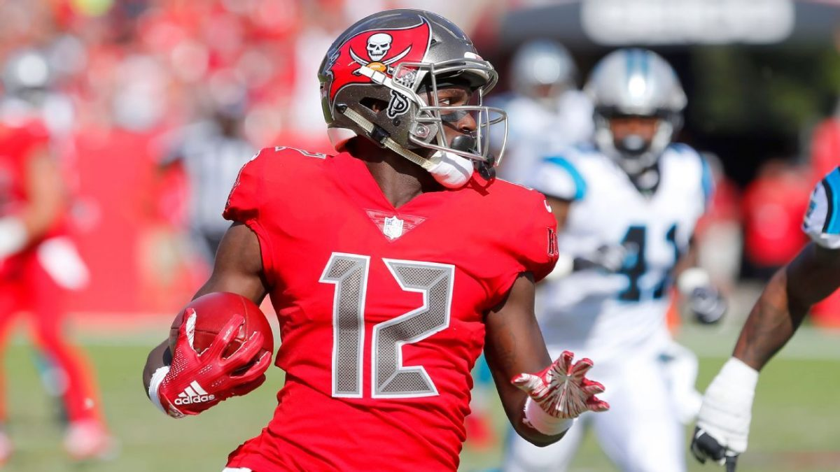 Tampa Bay Buccaneers WR Chris Godwin likely out vs. Chargers; Week 6 return possible