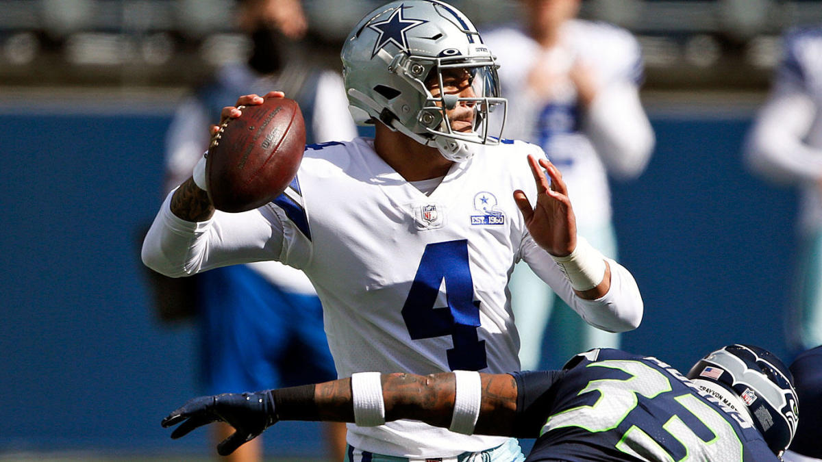 Pete Prisco's NFL Week 4 odds, picks: Cowboys rout Browns, Chiefs roll past Patriots, 49ers edge Eagles