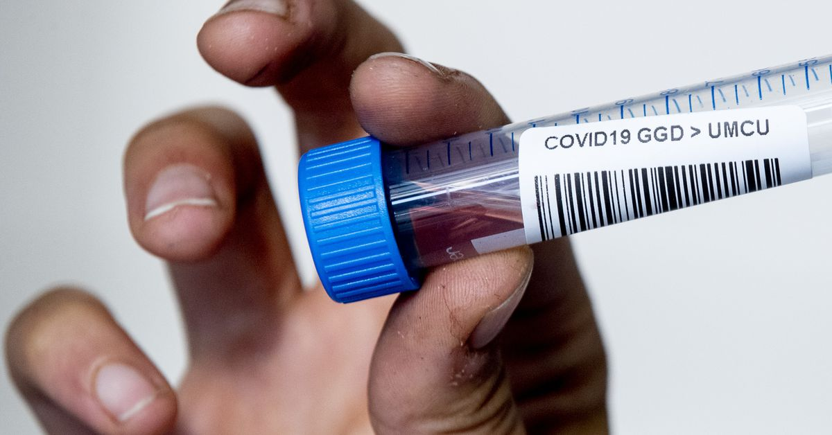 If you're sick this fall, you'll probably get a flu and a COVID-19 test
