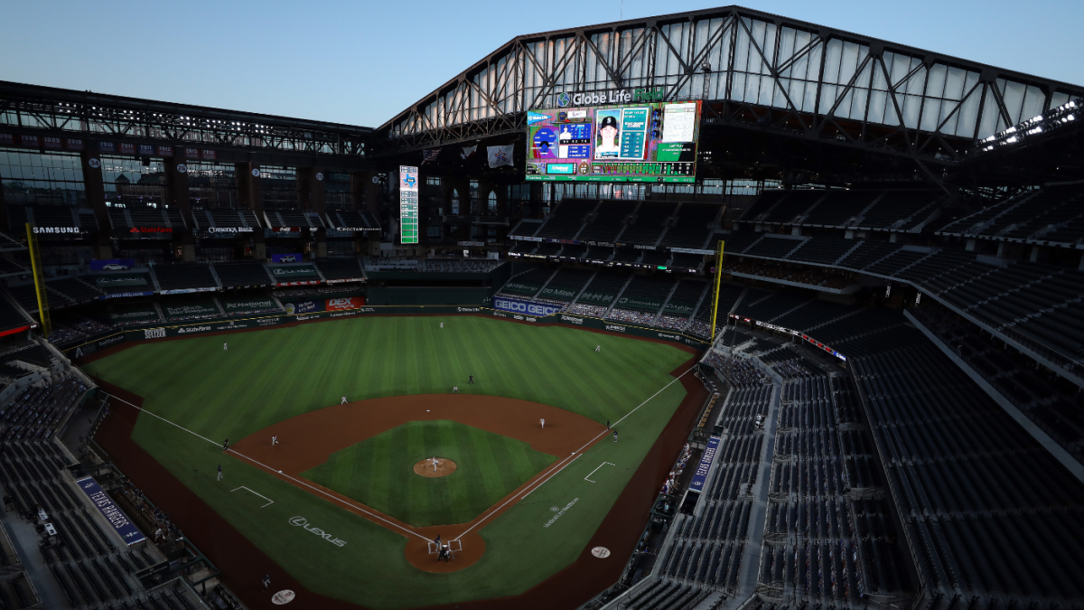 MLB will allow fans to attend 2020 World Series, NLCS at Texas Rangers' Globe Life Field